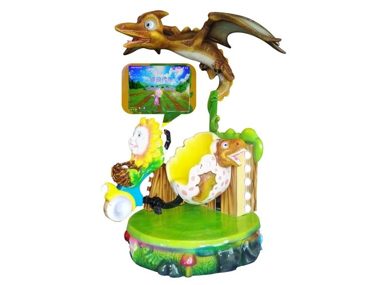儿童游艺机设备游艺机有哪些特点