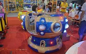 大型游乐设备之所以可以为孩子带来极强趣味性的原因