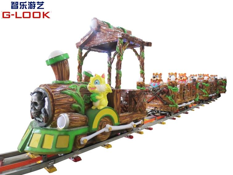 深圳丛林列车