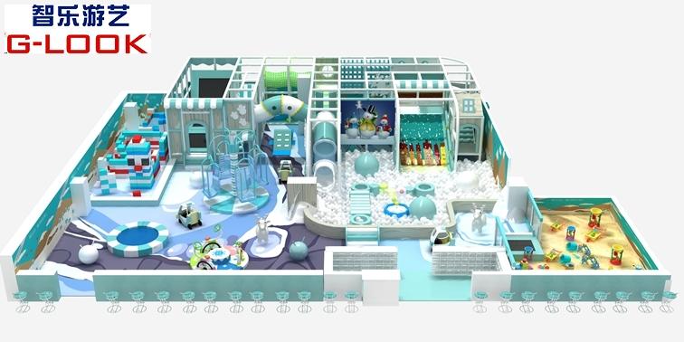 淘气堡-冰雪世界