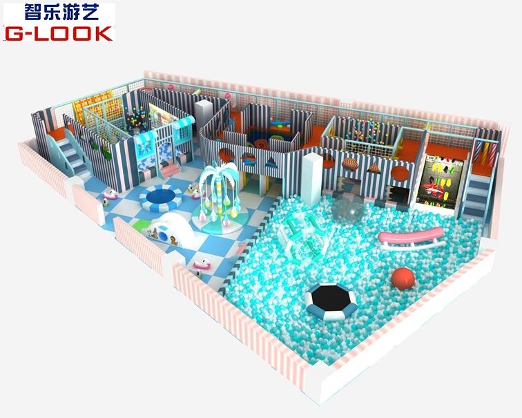 淘气堡-缤纷乐园