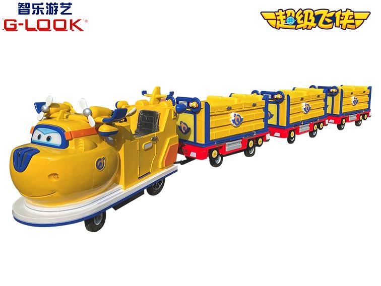 多多小火车