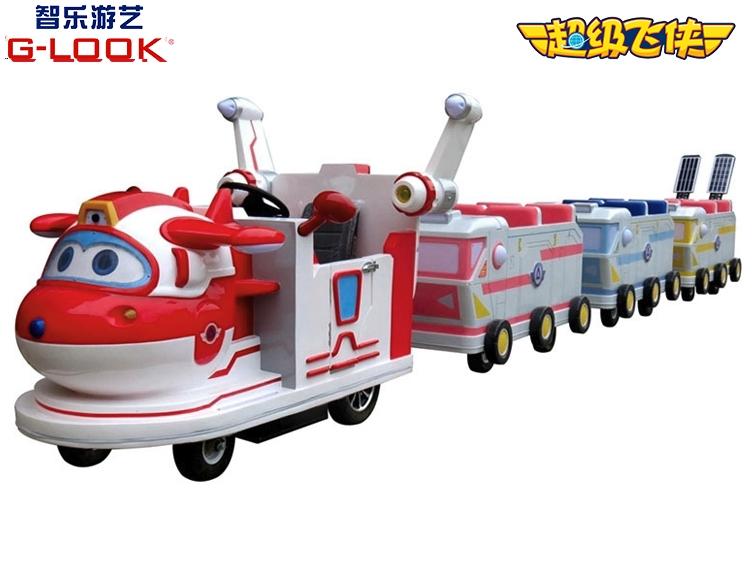 北京乐迪小火车