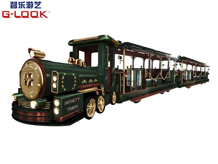 无限列车无轨小火车
