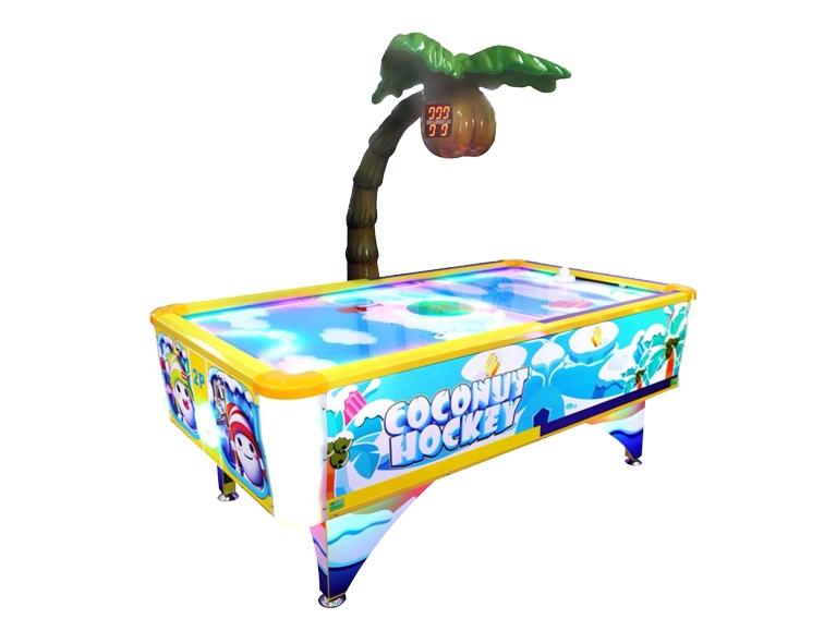 海岛气垫球